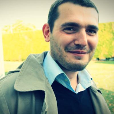 Nicolas Guy, fondateur de SoyHuCe
