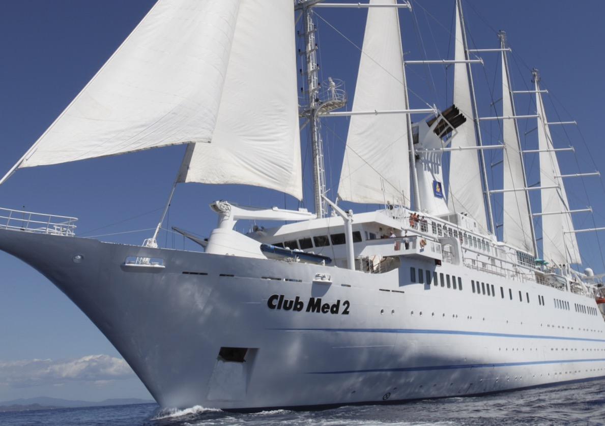 Le Club Med 2 est-il à vendre ? /photo dr