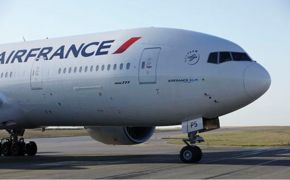 La liaison Orly - New York JFK sera quotidienne et opérée en Boeing 777-200, équipé de 309 sièges -  Photo Air France