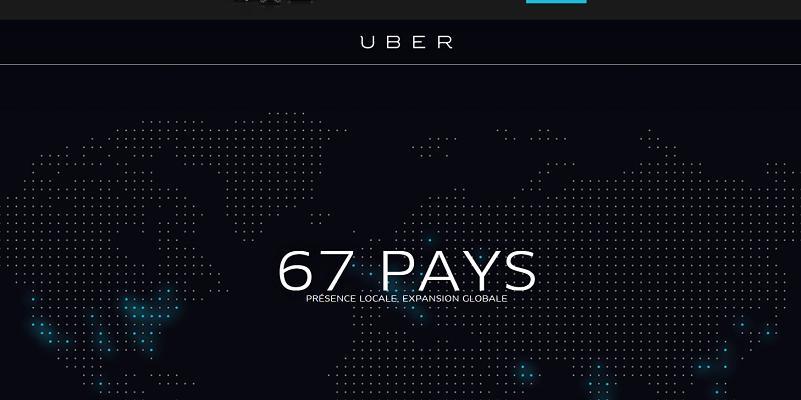 Uber France condamnée en appel pour son service Uber Pop, suspendu depuis juillet 2015 - Capture d'écran