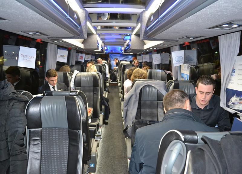 Dernière étape vendredi pour le TourMaG&Co Roadshow à Orléans. L'autocar sera présent dans la ville entre 12h et 15h ! - Photo MC