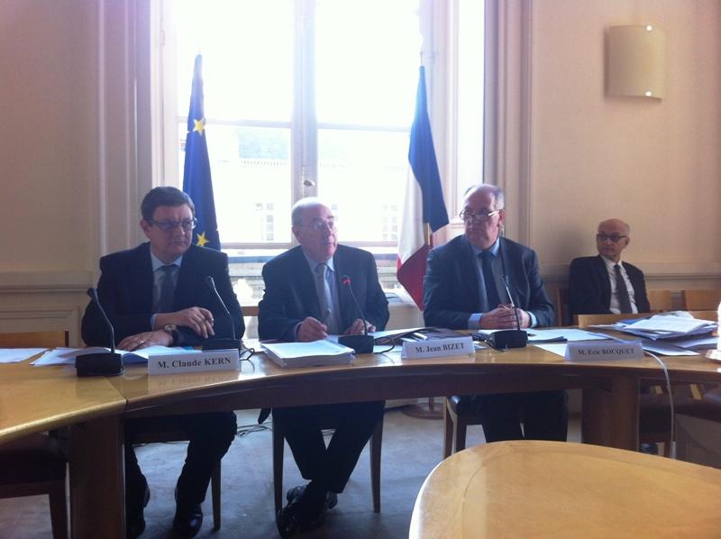 Quatre sénateurs ont publié un rapport sur la concurrence dans le transport aérien - DR : LAC