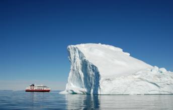 3 navires d'Hurtigruten assureront les croisières d'exploration en 2017/2018 - Photo : Hurtigruten