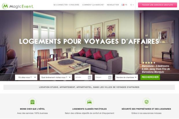 Les logements pour voyages d'affaires MagicEvent