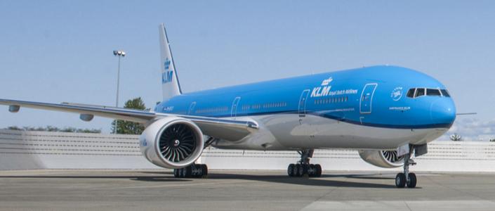 KLM étend ses activités vers l'Inde - Photo : Air France - KLM