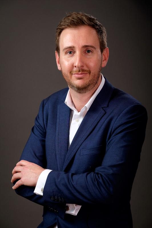 Vincent Tardieu, directeur des ressources humaines. DR-Egencia