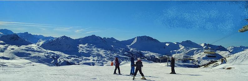 Chaque année Locatour organise ses Alpy Days à La Plagne - Photo : Locatour
