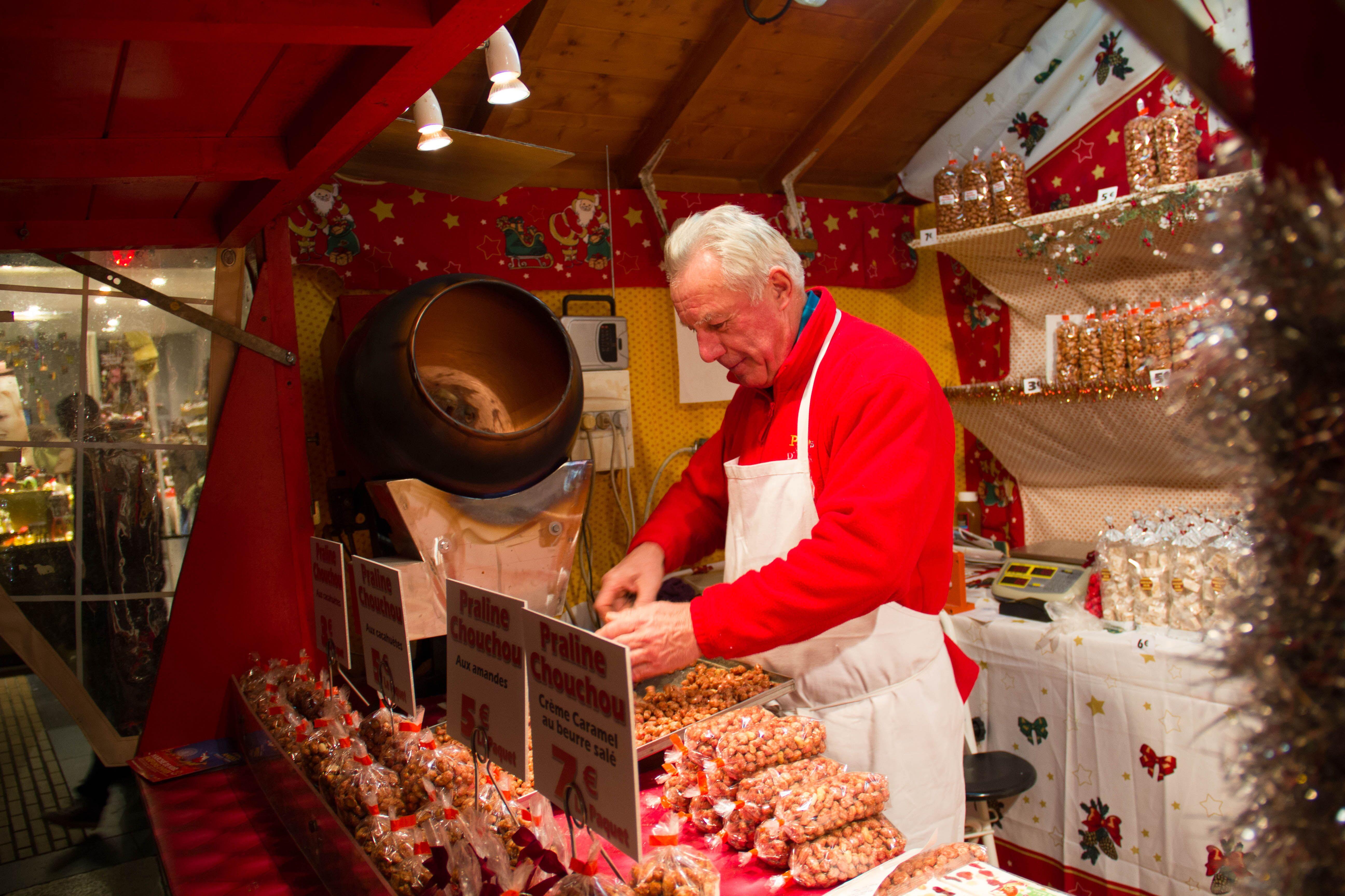 Le Marché de Noël d'Amiens : plus de 130 exposants et beaucoup de nouveautés