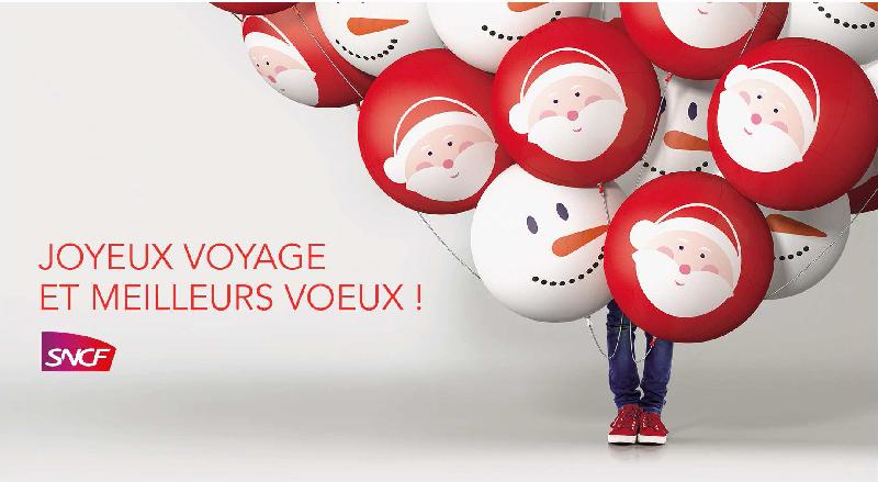 Vacances de Noël : la SNCF attend 5,4 millions de voyageurs dans les gares