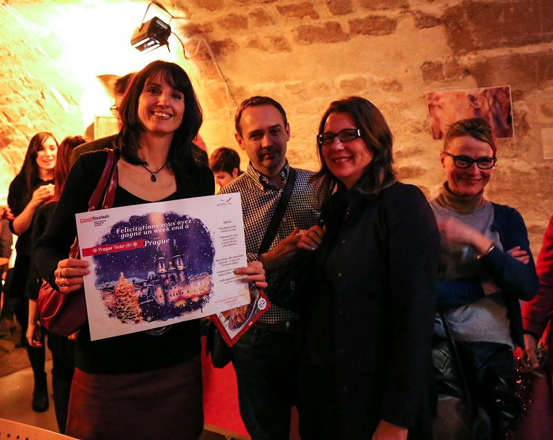 La République Tchèque fête Noël avec 110 invités