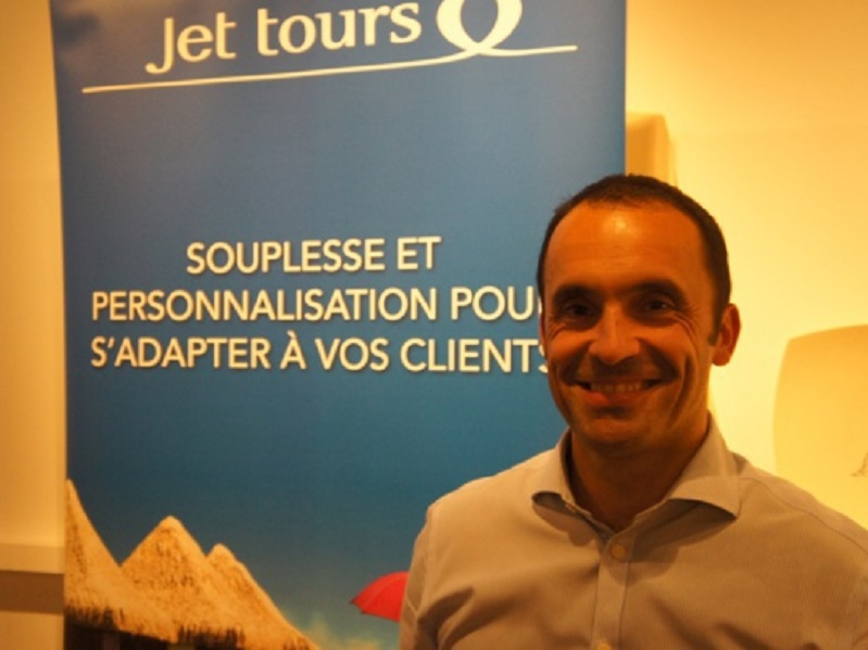 Nicolas Delord est le PDG de Thomas Cook France - Photo DR