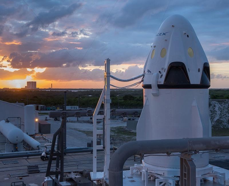 La société SpaceX du milliardaire américain Elon Musk a réussi à récupérer le premier étage de son lanceur Falcon 9, revenu atterrir en douceur sur un ancien centre d'essais de fusées et de missiles de l'US Air Force après 11 minutes de vol Photo Credit — SpaceX