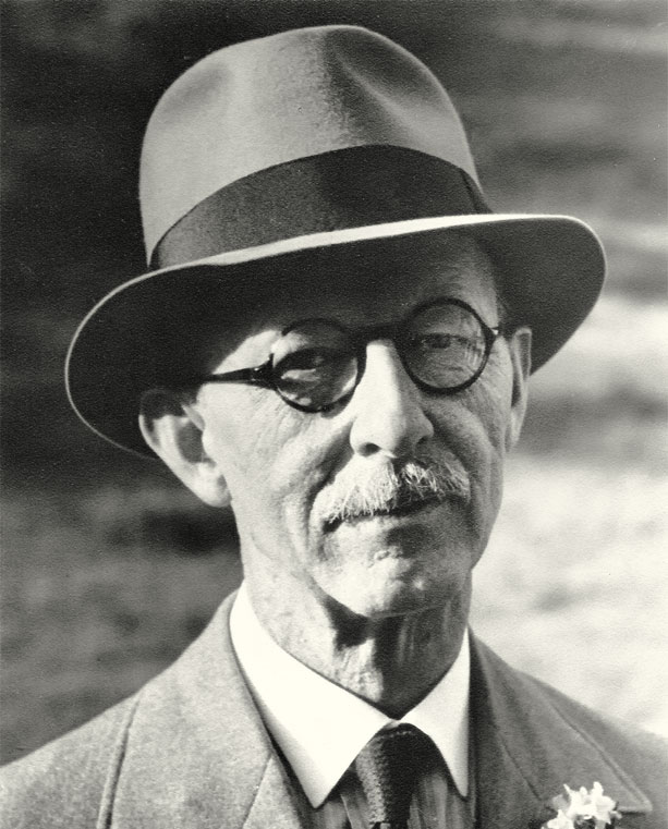 Alfred Kuoni (1874– 1943) a fondé Kuoni 1906 - Crédit KUONI Group