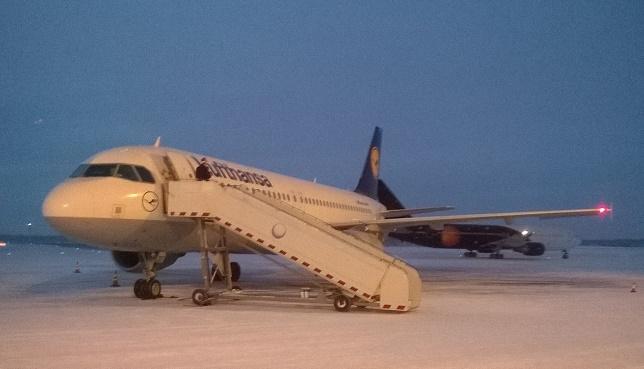 Depuis le 16 novembre 2015, Lufthansa dispose d'un nouveau centre de contrôle de son trafic sur l'aéroport de Francfort, en Allemagne - Photo : P.C.