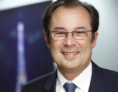 Christian Mantei, Directeur général d'Atout France Secrétaire général du Conseil Supérieur de l'Oenotourisme de Atout France /photo dr E. Lefeuvre