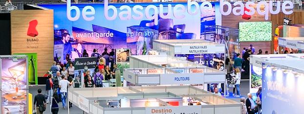 Expovacaciones se déroulera du 6 au 8 mai 2016 à Bilbao