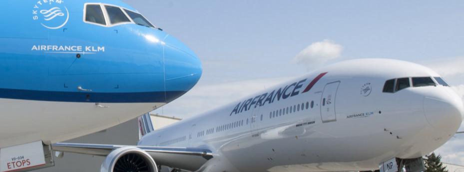Air France-KLM est dans le vert sur son exercice 2015 - Photo : Air France-KLM