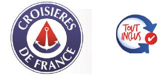 """Croisières de France relance ses formules """"Tout Inclus"""" en 2016"""