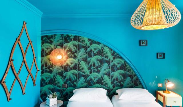 Chambre-Villa Bougainville