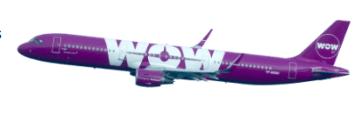 WOW Air va ouvrir sa deuxième destination en Allemagne - Capture d'écran