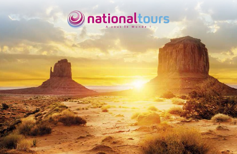 National Tours édite sa nouvelle brochure «Vos Voyages 2016»