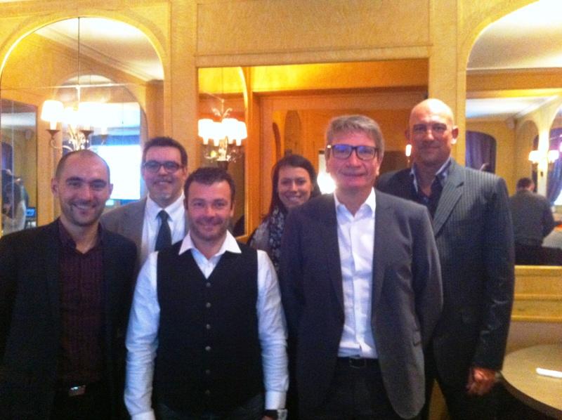 L'équipe de Top of Travel va devoir cravacher pour atteindre un chiffre d'affaires de 60 M€ - DR : LAC