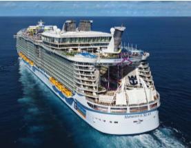 L'Harmony of the Seas de la compagnie RCI - DR