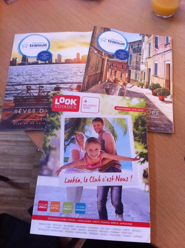 Où envoyer vos clients avec Transat et Look cet été ?