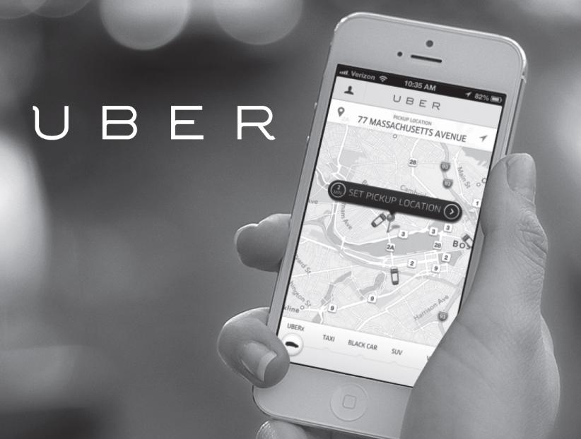 Uber a pour ambition se s'étendre sur le marché chinois - (c) Uber
