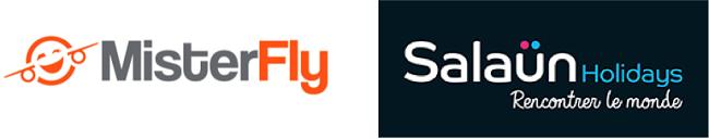 MisterFly et Salaün Holidays signent un partenariat commercial