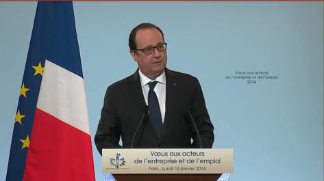 François Hollande présente un plan pour l'emploi et la formation à plus de 2 milliards €