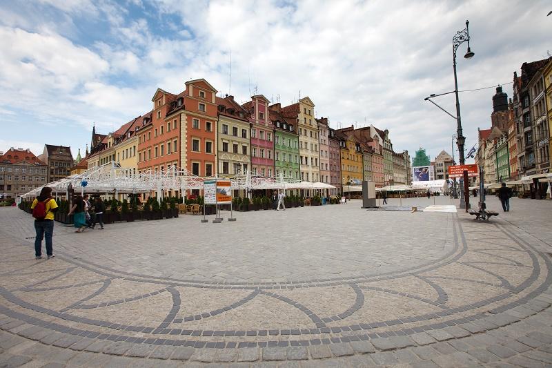 Quatrième ville de Pologne, Wroclaw a été proclamée capitale européenne de la culture - Photo OT Pologne
