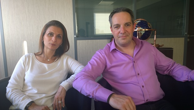 Betty Seroussi et Tristan Dessain-Gelinet sont les deux associés de Travel Planet - Photo : Travel Planet