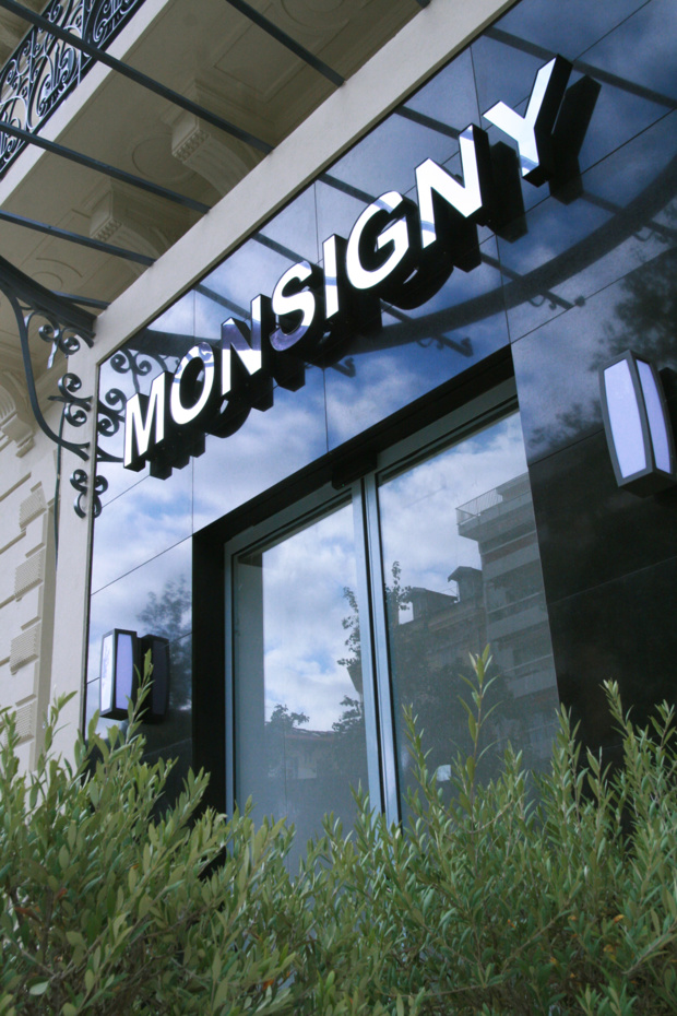 New in Nice: the fully renovated Monsigny hotel
