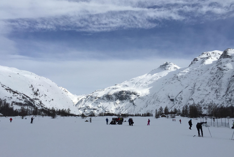 Savoie Mont Blanc : la Grande Odyssée s'achèvera aujourd'hui à Val Cenis
