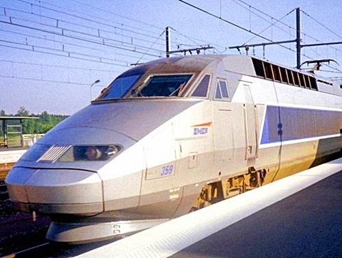 Les TGV ne circuleront pas sur la LGV Paris-Strasbourg avant le 3 juillet 2016 - Photo : SNCF