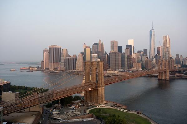 La fréquentation touristique de New York continue de battre des records - Photo : JulienneS