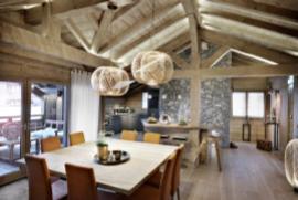 Relais & Châteaux : l'hôtel Au Cœur du Village inaugure son chalet privatif à La Clusaz