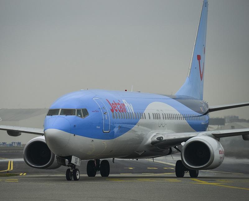 TUI France met à disposition de ses clients près de 50.000 sièges d'avion pour l'été 2016, devient ainsi le premier affréteur à Toulouse. credit photo copyright : Guillaume Serpault - Aéroport Toulouse Blagnac