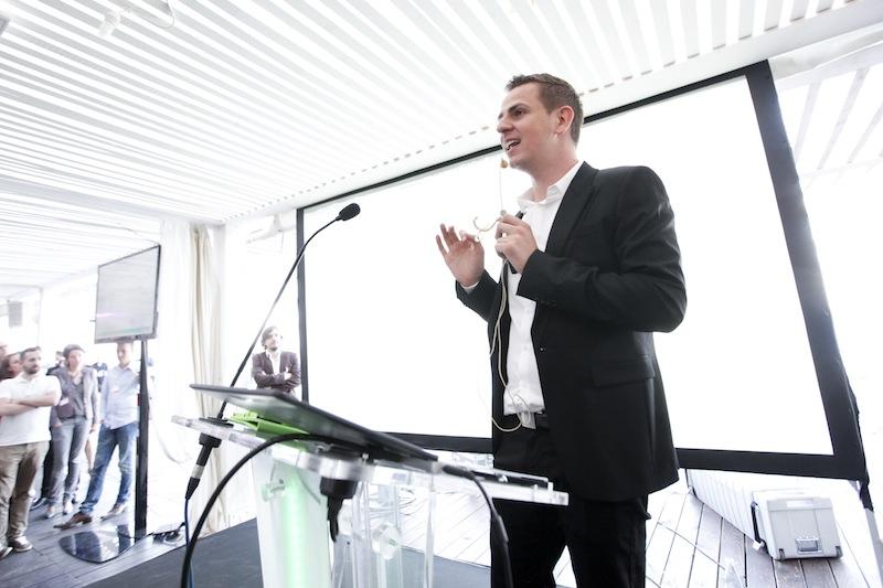 Jonathan Vidor, fondateur de JVWEB (c) JV