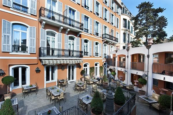 L'hôtel Ellington de Nice est désormais certifié Qualité Tourisme - Photo DR