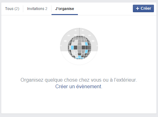 Le service de covoiturage de Facebook s'intégrerait à celui dédié aux événements sur le réseau social - Capture d'écran
