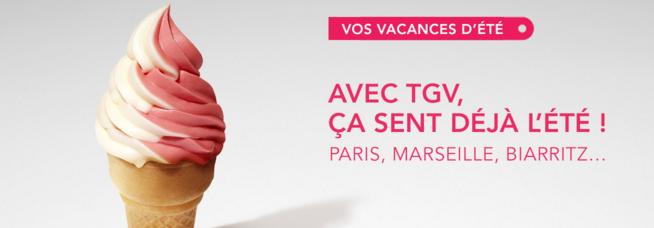 Les billets TGV sont désormais disponibles sur Voyages-Sncf.com pour l'été 2016 - DR : Voyages-Sncf.com