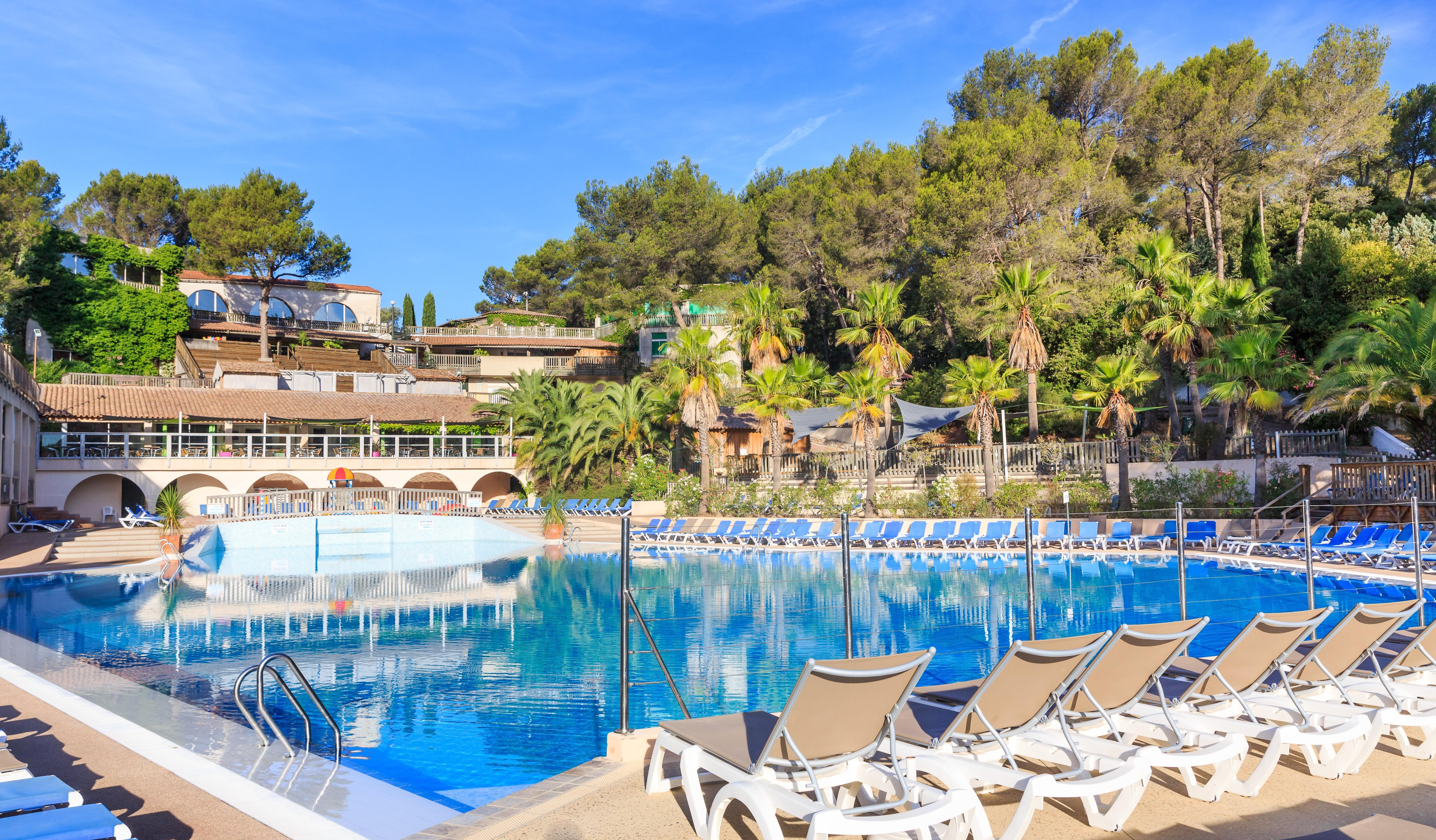 La Provence au Sunélia Holiday Green, à 7 km de Fréjus.