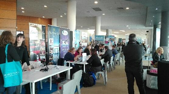 Le MICE PLACE Méditerranée est organisé à Marseille jusqu'au 3 février 2016 - Photo PC