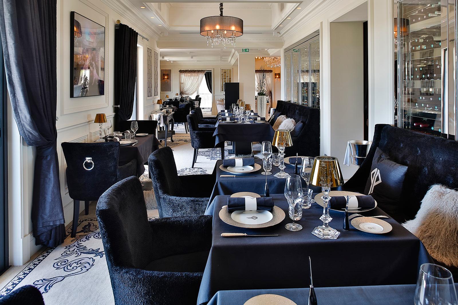 Guide michelin 2016 les 54 nouveaux restaurants toil s for Le jardin restaurant mougins