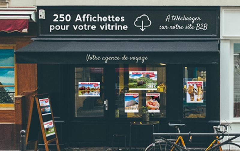 Une offre de 250 affichettes - (c) La française des circuits