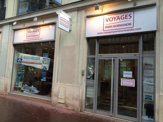 VPN qui compte 15 agences affiliées à Manor, a d'ores et déjà déposé ses enseignes Jet Tours et Thomas Cook pour laisser place à Voyages Paris Normandie - Photo VPN