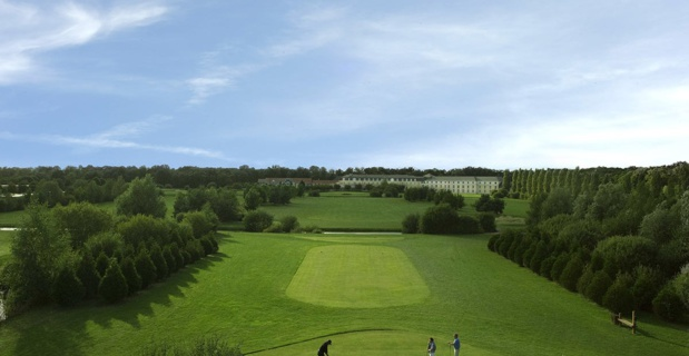 Dolce Chantilly 18 hole golf course