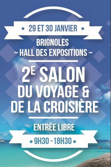 Vivarel : carton plein pour le salon du voyage et de la croisière à Brignoles